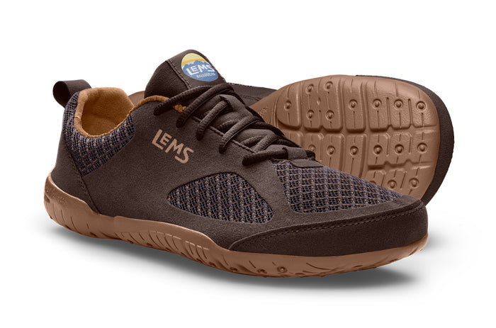 Men's Lems Primal 2 Brown