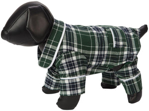 Fab Dog Flannel Dog Pajamas