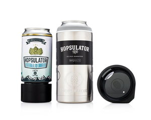 HOPSULATOR Thermos, and Pint Glass