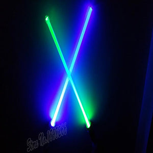 Double Sided RGB LED Star Wars Lightsaber