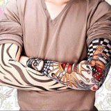2018 Most Trending Temporary Tattoo Arm Sleeves Set