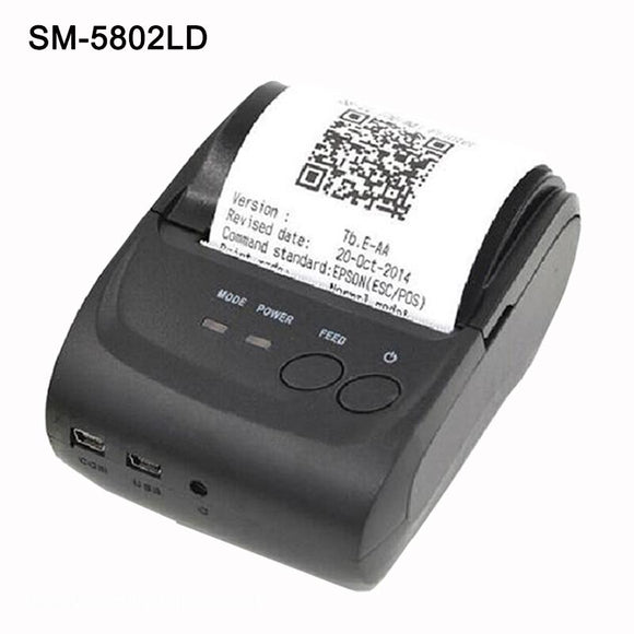 A Great Android Mini Bluetooth Thermal Printer