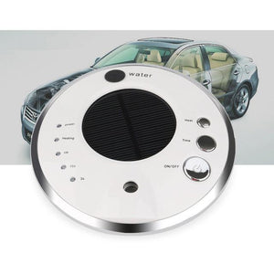 Solar Powered Car Humidifier