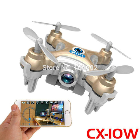 Android Controlled  HD Camera Drone  CX-10W