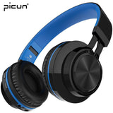 Picun Wireless Bluetooth Headphones For PC and Mobiles