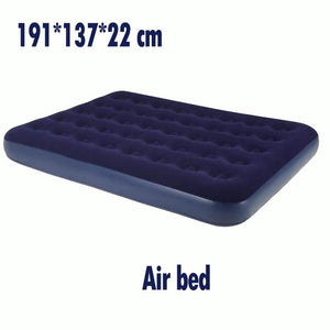 Car Inflatable Mattress with Air Pump