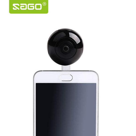 NEW 360 PANORAMIC CAMERA FOR ANDROID PHONES!