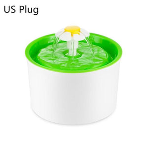 Electric Fountain  Drinking Water Dispenser For Loving Pets
