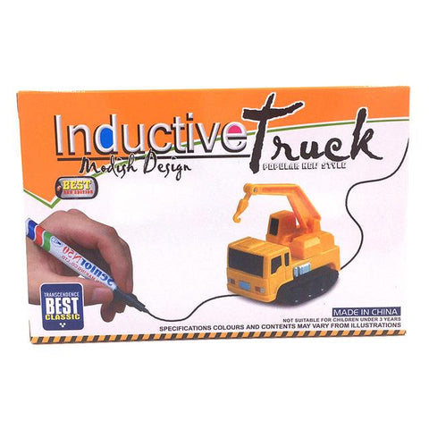 Amazing Magic Toy Inductive Vehicles for Your Kids