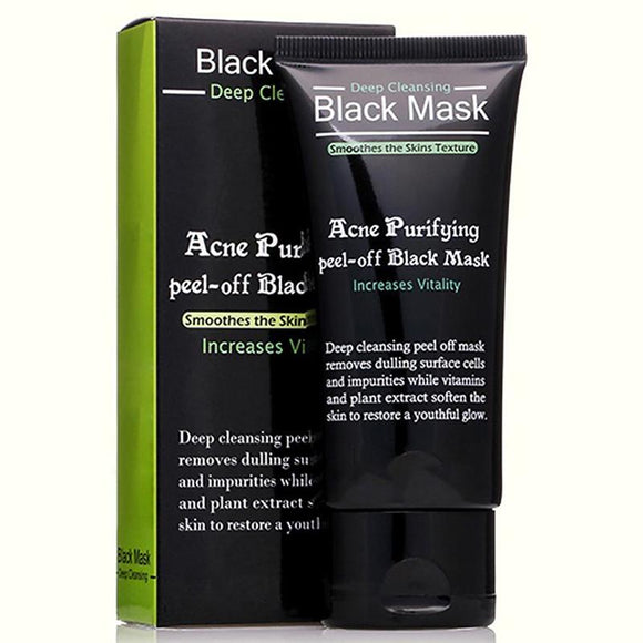 Deep Cleansing Black Purifying Peel-off Mask