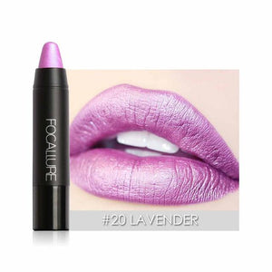 Focallure Shimmer Lipstick Pencils