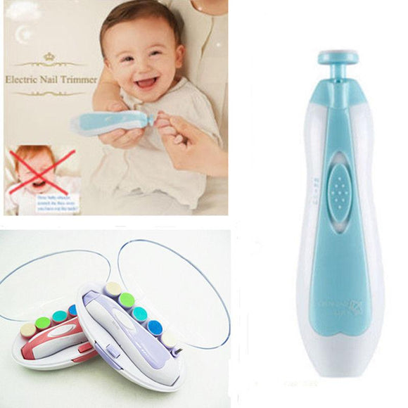 BabyTrim™ - Pain Free Baby Automatic Nail Trimmer