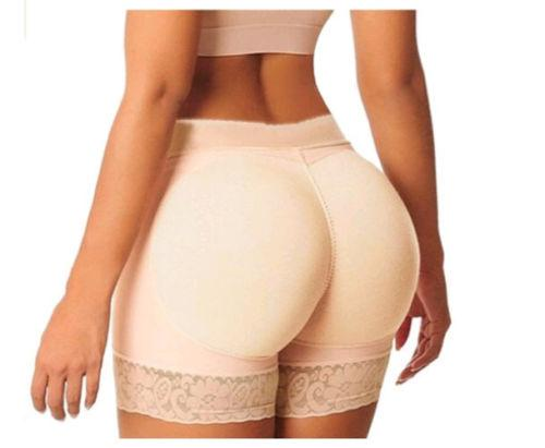 Push Up Padded Underwear Butt Lifter High Waist
