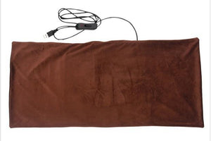 Heated Fleece Travel Electric Blanket