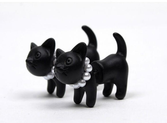 Super-Cute Cat Earrings are FINALLY back!