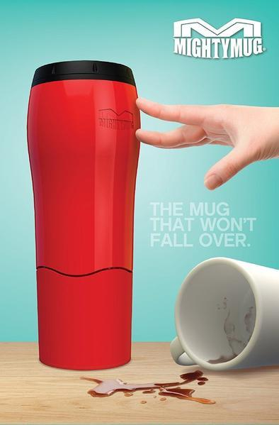 The Anti Gravity Thermos Mugs - A Revolutionary Non-Spill Mug