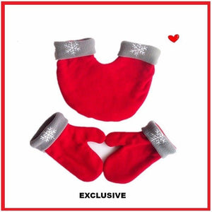 Amazing Couple Mitten Gloves - The Must Have Gloves for Love Couples