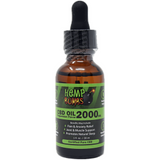 Hemp Bombs (300mg`600mg`1000mg`2000mg`4000mg) 30ml CBD Oil Tincture