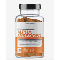 ALPHA SHREDDED - ANABOLIC WARFARE