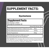 CYCLOSTANE - ANABOLIC WARFARE