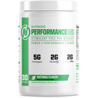 PerformanceOne - NUTRAONE