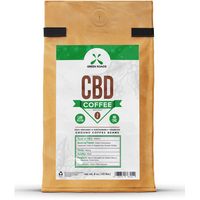 CBD Coffee – 8 oz BY GREEN ROADS