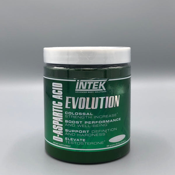 D-Aspartic Acid By Intek Evolution | Testosterone Booster
