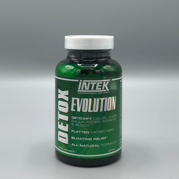 Detox By Intek Evolution | Reduce Bloating & Flatten Midsection