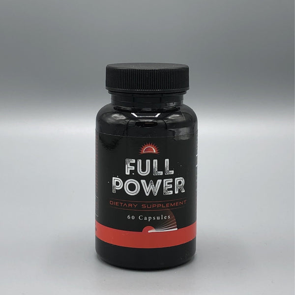 Full Power By Built | Fat Burner