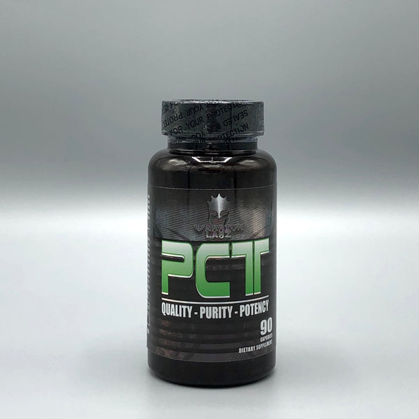 PCT by Warrior Labz | Testosterone Booster