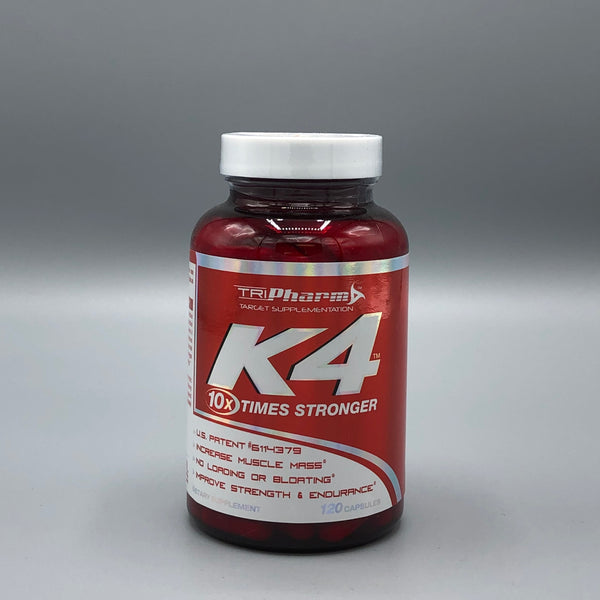 K4 by Tri Pharm | Creatine