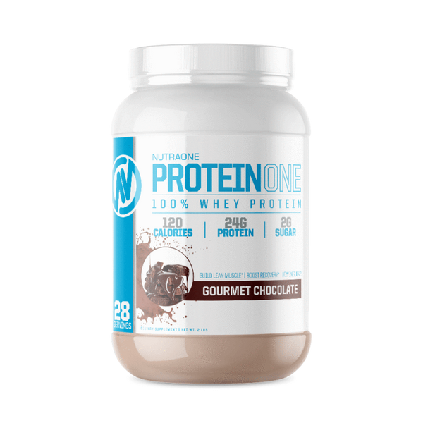 ProteinOne By NutraOne 2LBS (GOURMET CHOCOLATE)