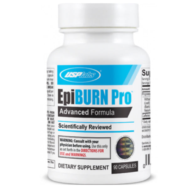 Epiburn Pro by USP Labs | Thermogenic