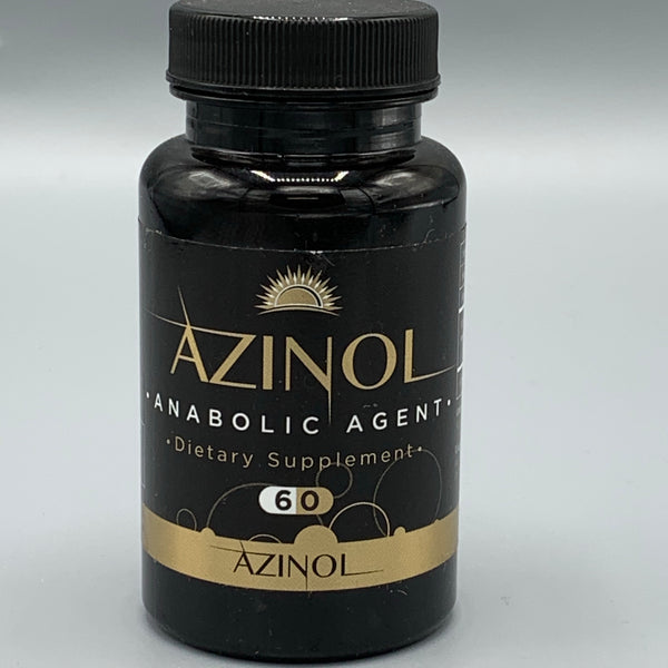 Azinol by BUILT | Strength & Muscle Gain