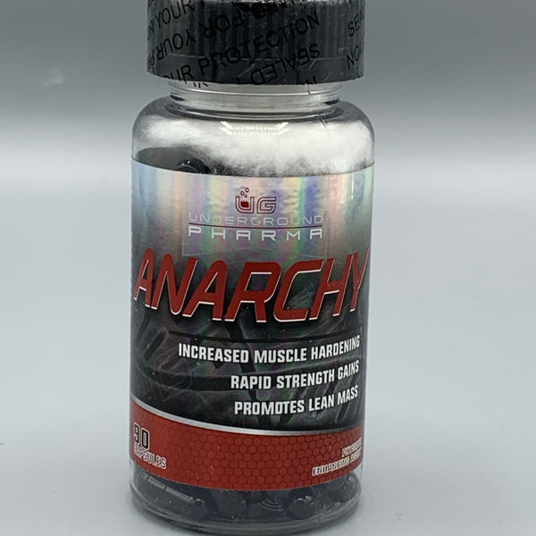 Anarchy by UG Pharma