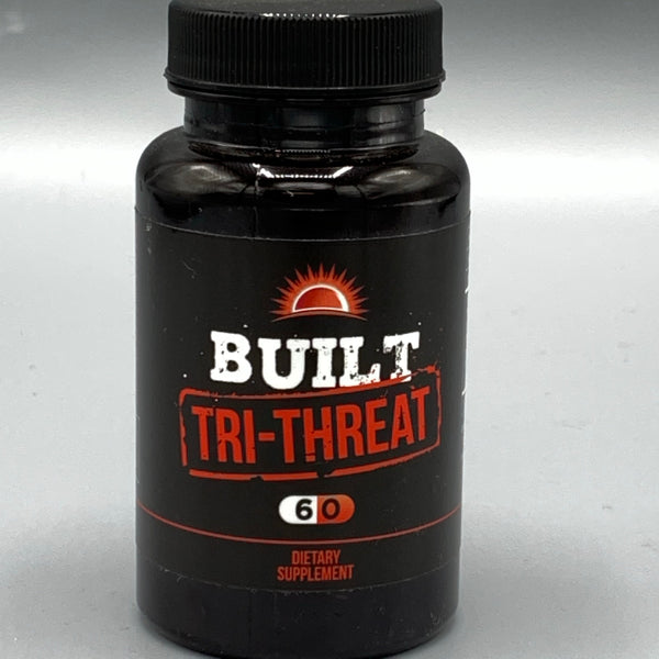Tri-Threat By BUILT | Build Strength & Muscle