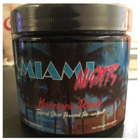Miami Nights | Pre-Workout | Maximize Energy
