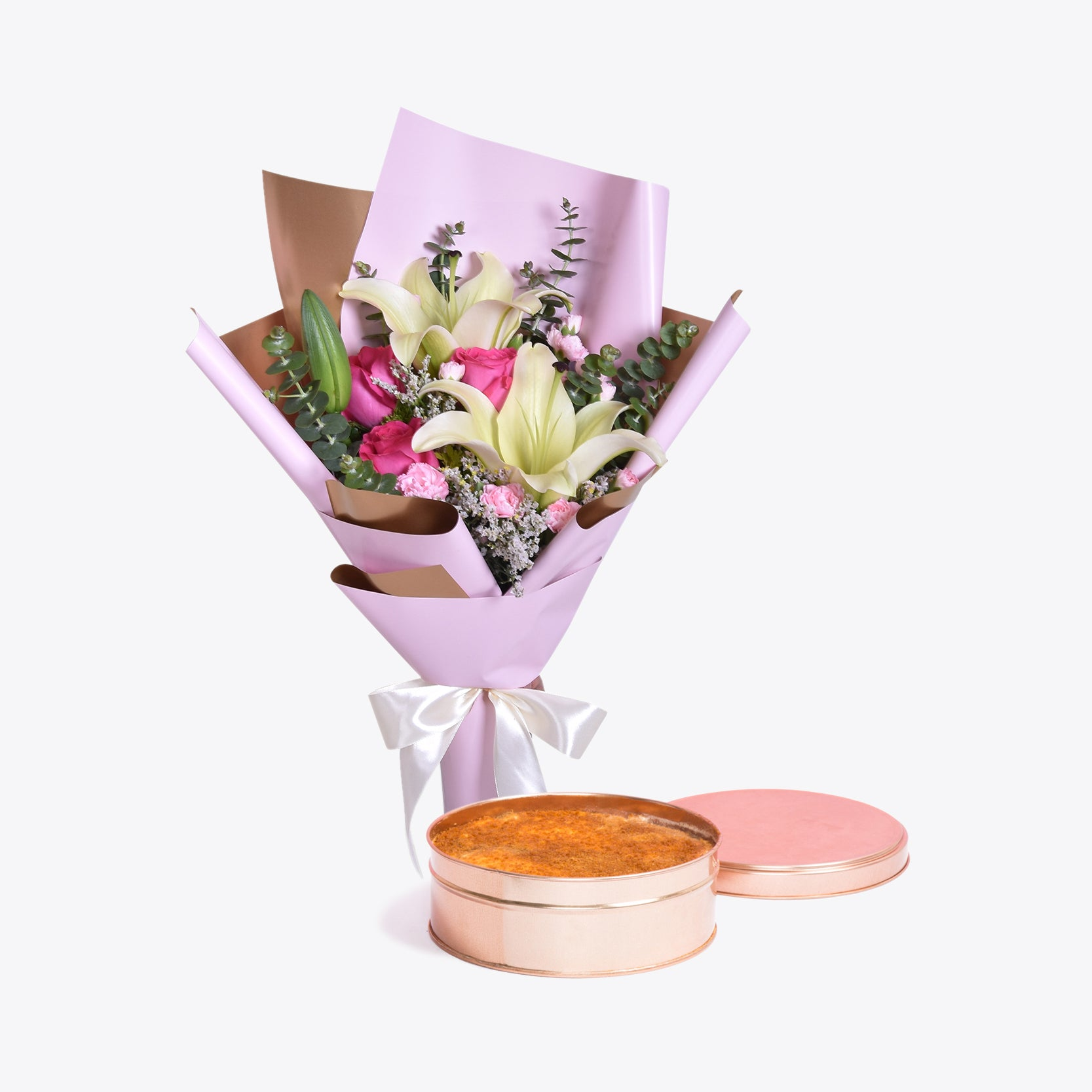 Pink Moment + Chocolate Cake in Can Bundle