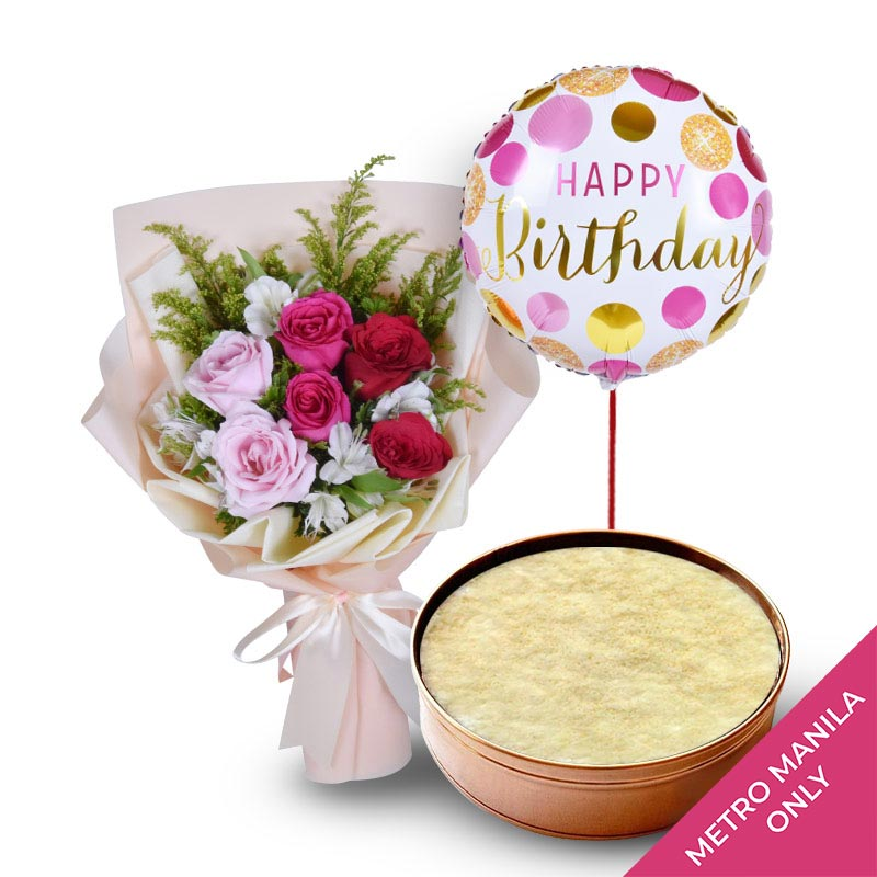 La Vie En Rose + Mango Dream Cake Bundle