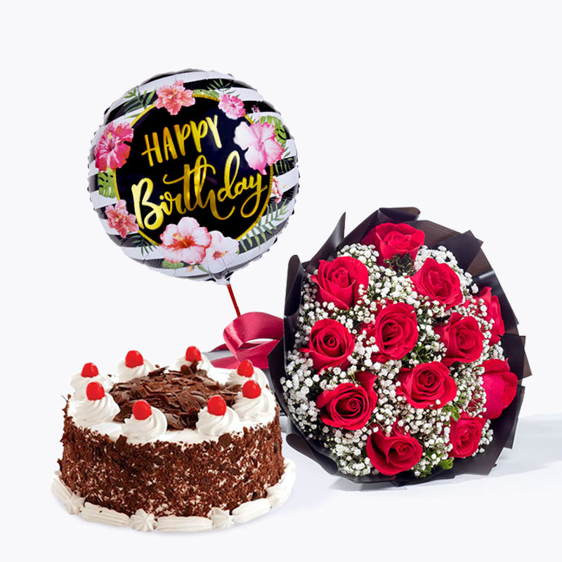 Jade + Black Forest Cake Bundle