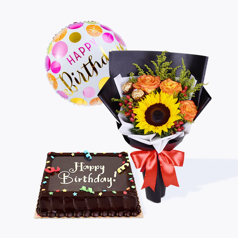 Sunkissed + Happy Birthday Cake Bundle