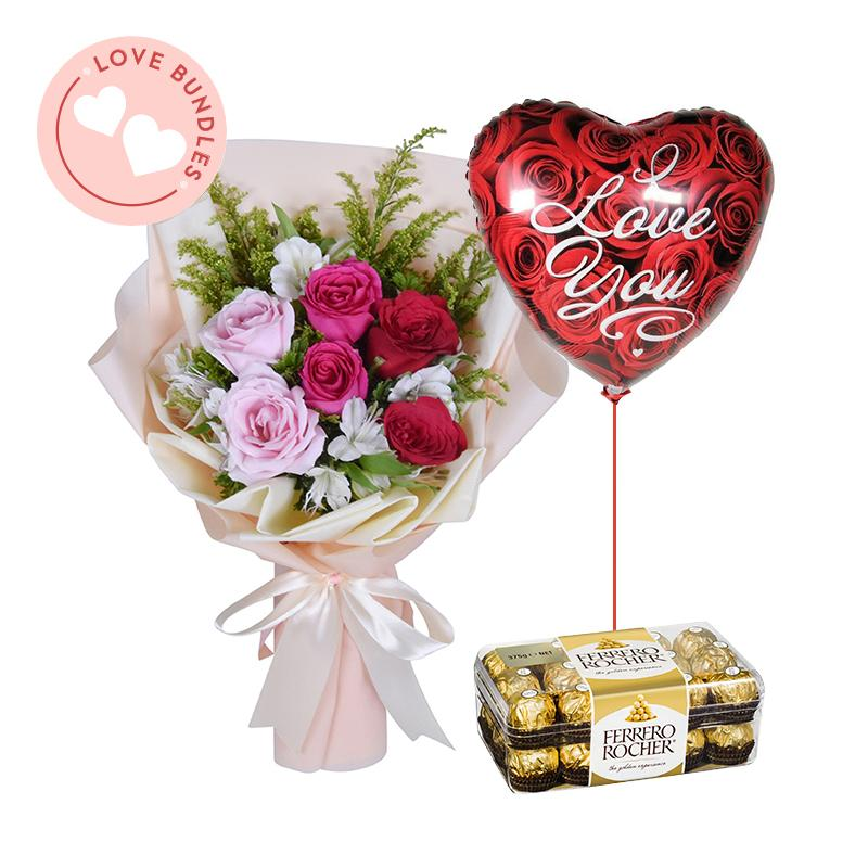 La Vie En Rose Love Bundle