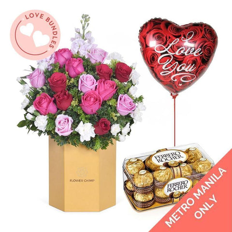 Bella Love Bundle Flowers_Box