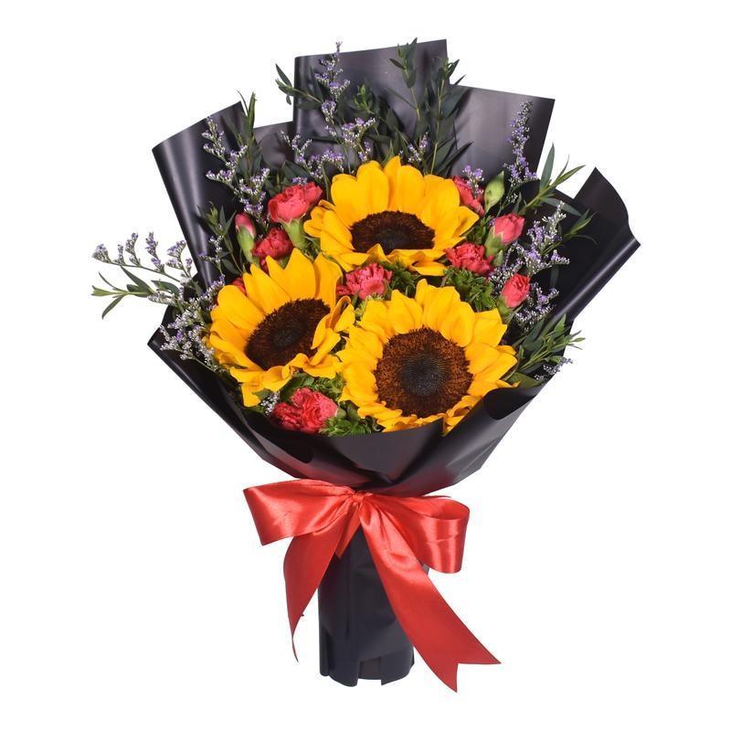 Bouquets - 3 Month Package