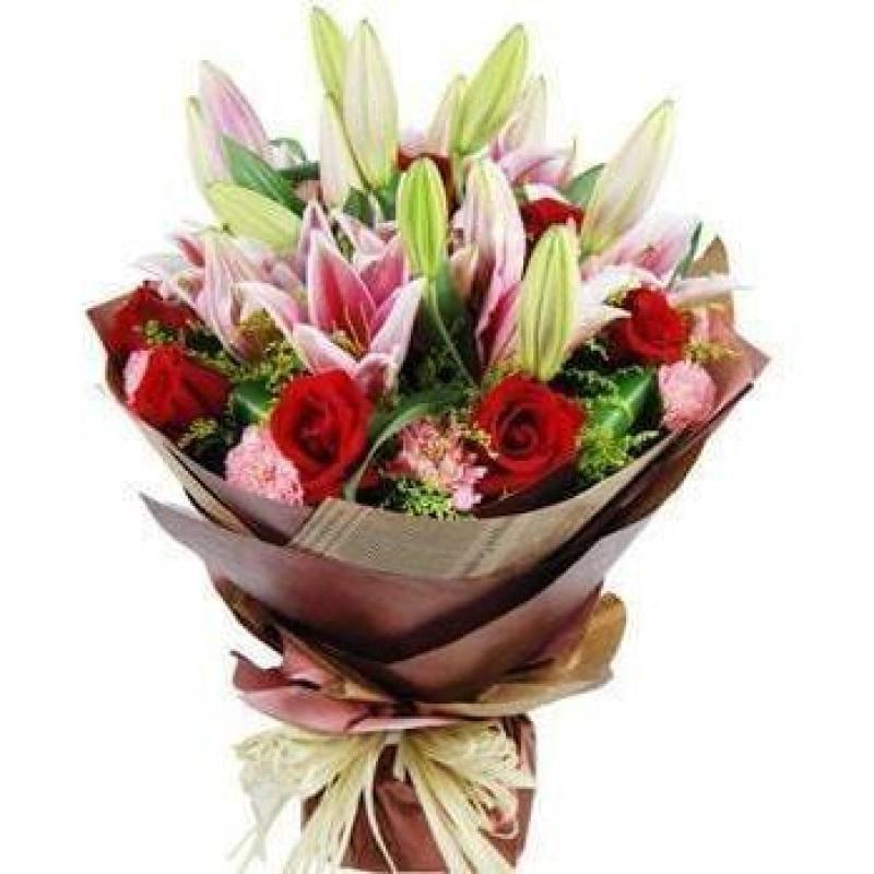 Bouquets - 6 Month Package