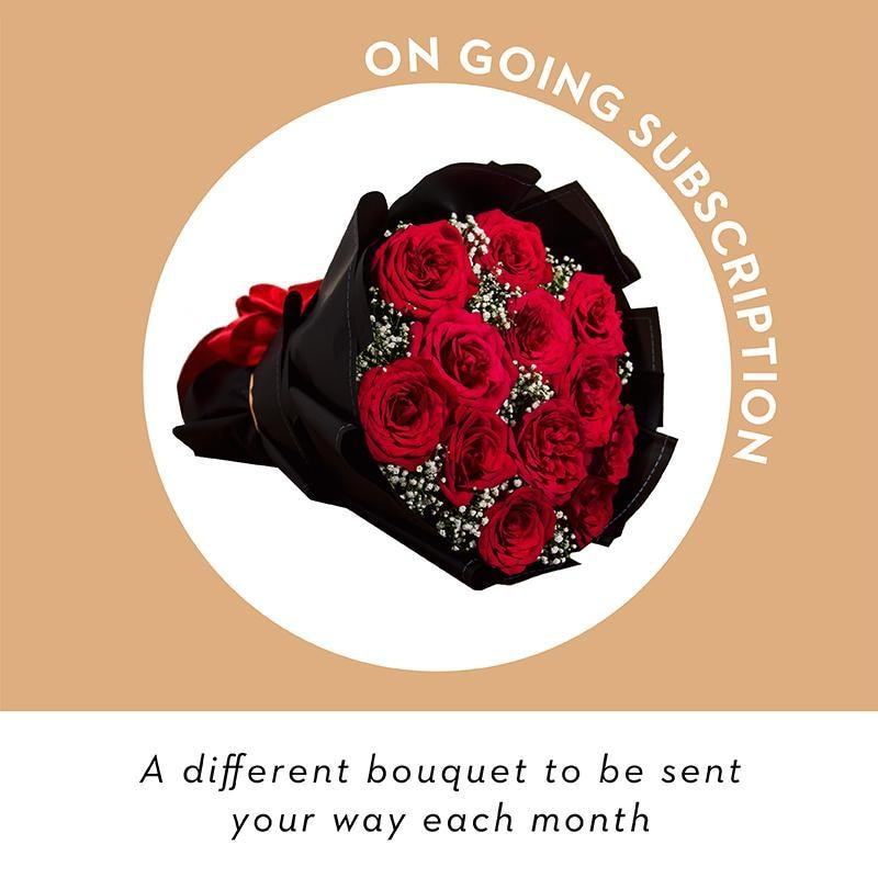 Bouquets - Ongoing Subscription
