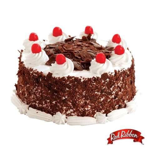 Classic Black Forrest Cake Addon_Cake