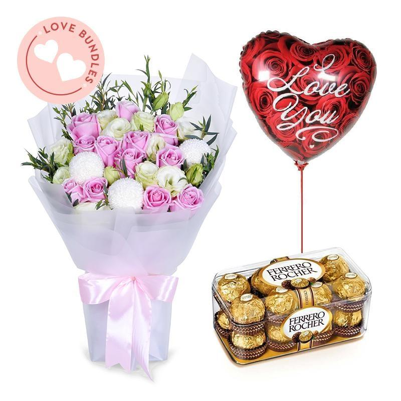 Princess Love Bundle Flowers_Bouquet