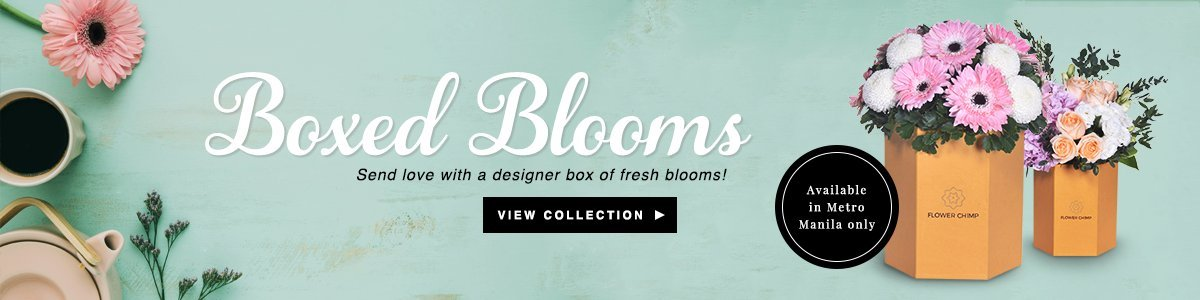 Boxed Blooms