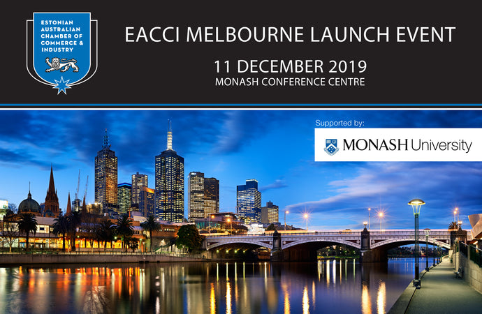 11 DECEMBER 2019 - EACCI Melbourne Launch Event